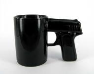 фото 1664  Чашка - Пистолет цена, отзывы