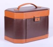 фото 6877  Шкатулка для украшений коричневая изящная цена, отзывы