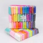 фото 26238  Масса для лепки самозастывающая 36 цветов набор Super Clay творческий набор  цена, отзывы