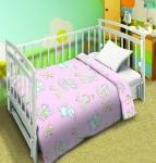 фото 9130  Комплект постельного белья детский Мой ангел Малыши цена, отзывы