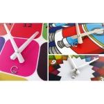 фото 5681  Декоративные настенные часы Pencils цена, отзывы