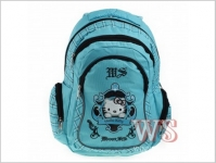фото 2378  Рюкзак школьный Hallo Kitty (в ассортименте) WS цена, отзывы