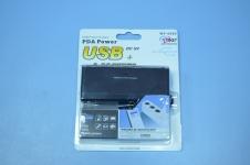 фото 851  Разветвитель прикуривателя на 3 гнезда с USB цена, отзывы