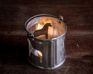 фото 7911  Подсвечники ведёрка цена, отзывы
