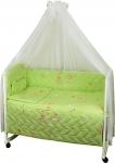 фото 12225  Комплект в детскую кроватку Веселка цена, отзывы