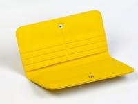 фото 8816  Кошелек Хоской (желтый-зеленый) цена, отзывы