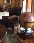 фото 7400  Глобус напольный коричневый мажор цена, отзывы