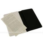 фото 6036  3 блокнота Moleskine Cahier orange черных цена, отзывы