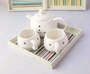 фото 9339  Чайный набор для двоих Снеговик цена, отзывы