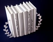 фото 9962  Держатель для книг Венок цена, отзывы