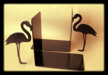 фото 3447  Книгодержатель Фламинго  цена, отзывы