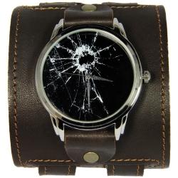 купить Эксклюзивные часы Разбитое Стекло цена, отзывы