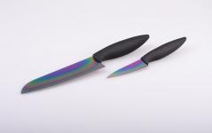 фото 3917  Набор титановых ножей из 2шт цена, отзывы