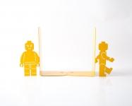 фото 4578  Держатель для книг Lego Man цена, отзывы