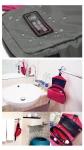 фото 8475  Органайзер дорожный для ванной синий цена, отзывы