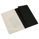 фото 6064  3 блокнота Moleskine Cahier больших черных цена, отзывы