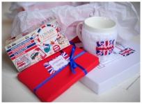 фото 7798  Подарочный набор  Hello London цена, отзывы