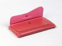 фото 8817  Кошелек Хоской (Розовый-бордовый) цена, отзывы