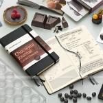 фото 5962  Блокнот Moleskine Passion Шоколад средний черный цена, отзывы