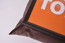 фото 10145  Поднос на подушке Сделай что-то сегодня цена, отзывы