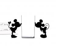 фото 9955  Держатель для книг Минни и Микки Маус цена, отзывы