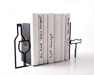 фото 10112  Держатели для книг Больше вина меньше нытья цена, отзывы