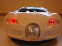 фото 280  Колонка - Машинка Bugatti Veyron (колонка, плеер, радио) цена, отзывы