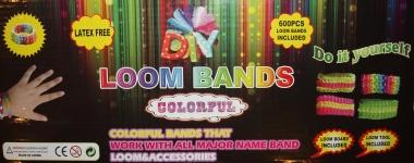 фото 4054  Набор для творчества Loom Bands цена, отзывы
