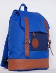 фото 8006  Рюкзак GIN мексиканец электрик с синим карманом цена, отзывы