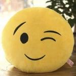 фото 23815  Подушка Эмоции Смайлик цена, отзывы