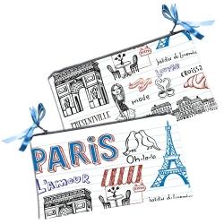 купить Косметичка кошелек Paris Lamour цена, отзывы