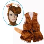 фото 9714  Детский костюм меховой Лошадь цена, отзывы