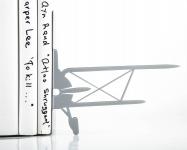 фото 10096  Держатель для книг Биплан цена, отзывы
