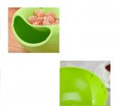 фото 22692  Миска для семечек с подставкой для телефона салатовый цена, отзывы