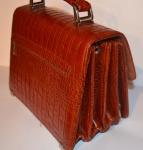 фото 1285  Оригинальная мужская барсетка из натуральной кожи 1 цена, отзывы