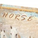 фото 26010  Книги сейф с кодовым замком Horse 26 см цена, отзывы