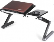 фото 8143  Столик для ноутбука черный Матовый цена, отзывы