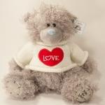 фото 3162  Мишка Тедди Love 20см цена, отзывы