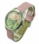 фото 4515  Часы наручные Тюльпаны цена, отзывы