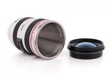 фото 4467  Кружка термос-объектив CANON 24-105 (WHITE) цена, отзывы