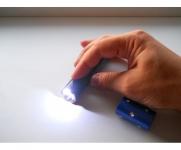 фото 25440  Фонарик электрошокер помада Police BL-1202 blue цена, отзывы