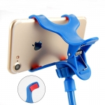фото 20500  Подставка для телефона с вращающейся 360 синий цена, отзывы