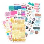 фото 26240  Книга с наклейками Sticker Book для мотивації цена, отзывы