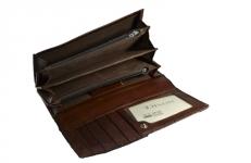 фото 4215  Женский кошелек кожа Monice D13 цена, отзывы