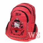 фото 2374  Рюкзак школьный Hallo Kitty (в ассортименте) WS цена, отзывы