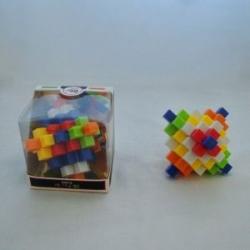 купить Головоломка цветная Куб цена, отзывы