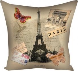 купить Подушка 40x40 Коллекция «Paris» цена, отзывы