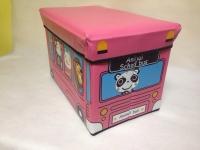 фото 2959  Ящики-сидения для игрушек в виде автобуса цена, отзывы