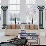 фото 5783  Наклейка Интерьерная Columns цена, отзывы