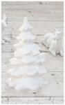фото 9920  Декор глянцевый Новогодняя елка 28 см цена, отзывы